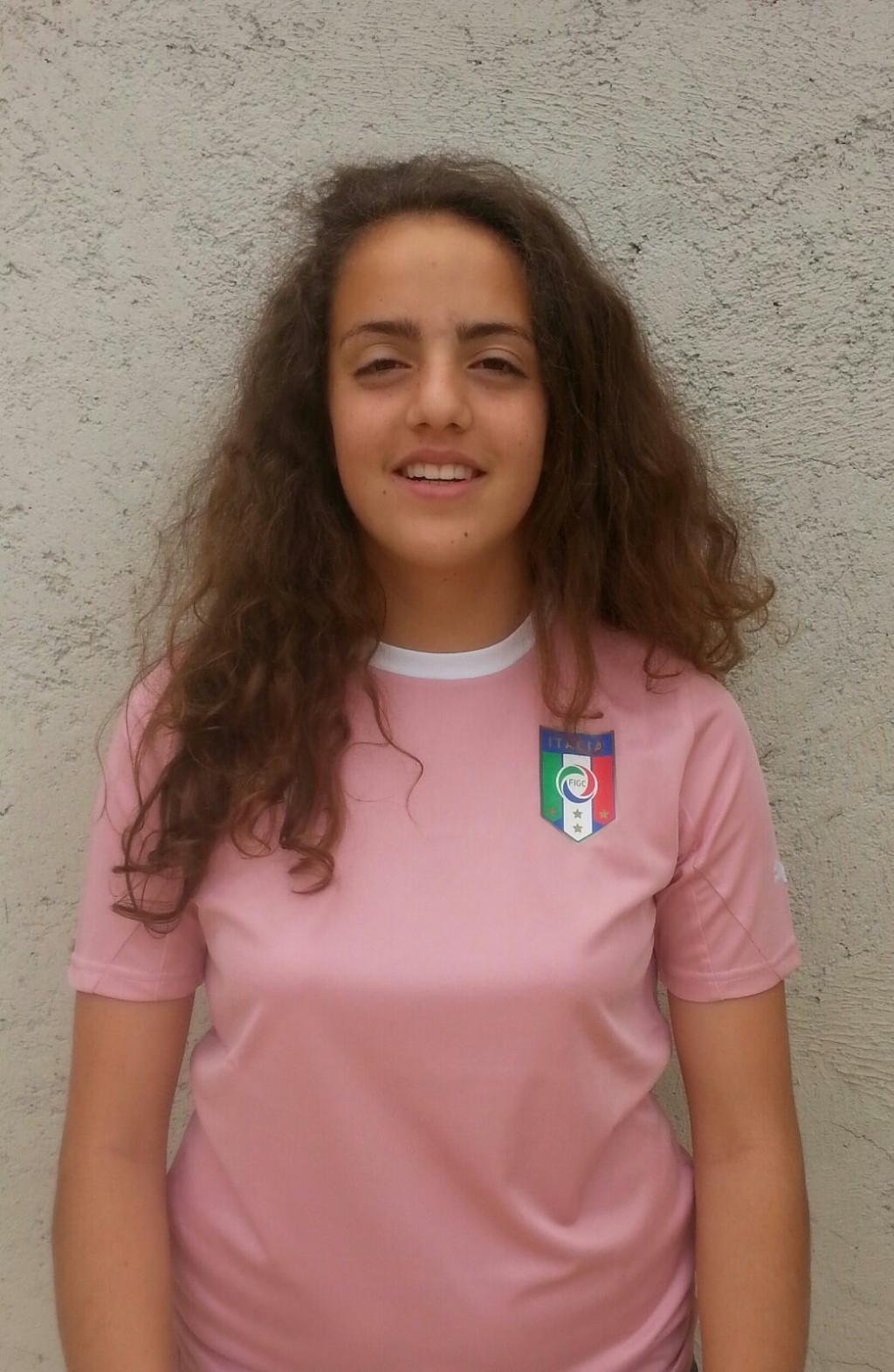 USD Pro Alia - Marina Crucchi convocata nella rappresentativa regionale FIGC