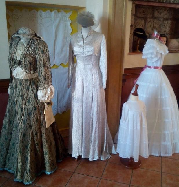 Mostra: Les femmes de la�Belle époque�. La donna dei primi del �900 attraverso gli abiti e gli oggetti di vita quotidiana
