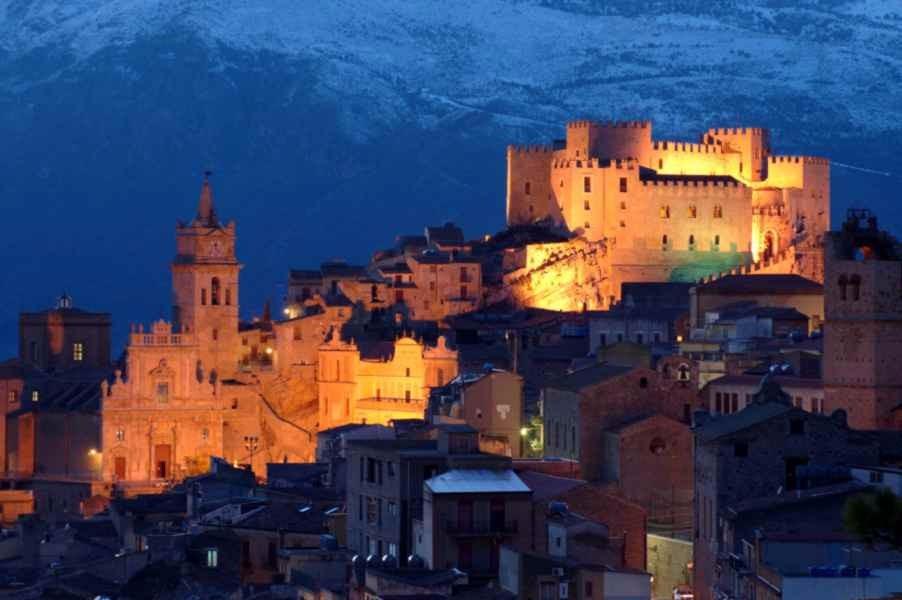 CACCAMO (PA) - BCSicilia : La città dei Chiaramonte: visita guidata alla Caccamo Medievale