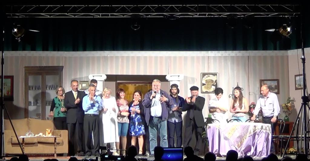 Il Festival Bagherese del Teatro Dialettale parte con la �Quinta�