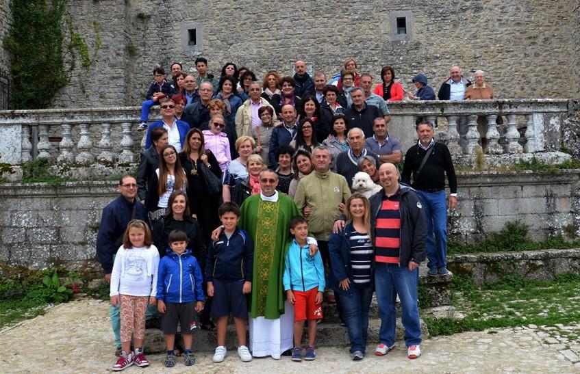 Pellegrinaggio Eremo di Santa Rosalia a Santo Stefano di Quisquina -Ag-