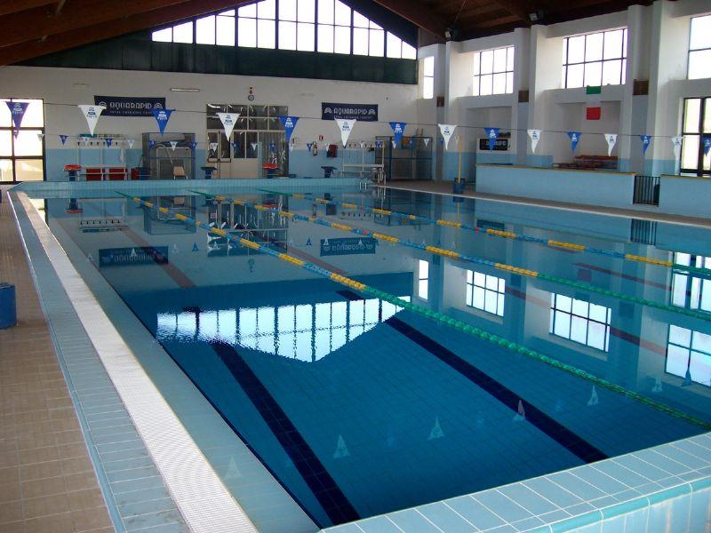 1 collegiale di nuoto master citta di alia - Piscina comunale dueville ...