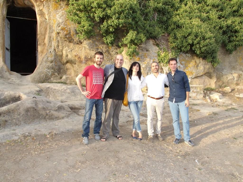Alia (PA) Cerimonia di consegna del Premio Grotte della Gurfa - Quarta edizione