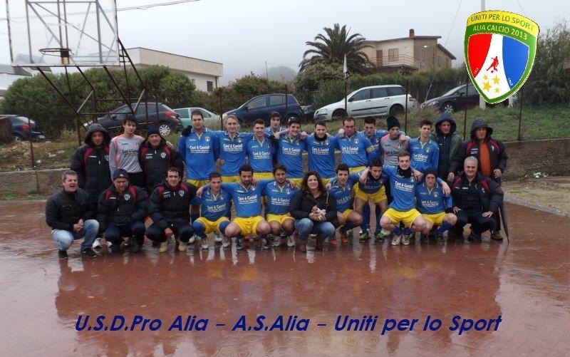 Uniti per lo Sport (A.S.A-Pro Alia)