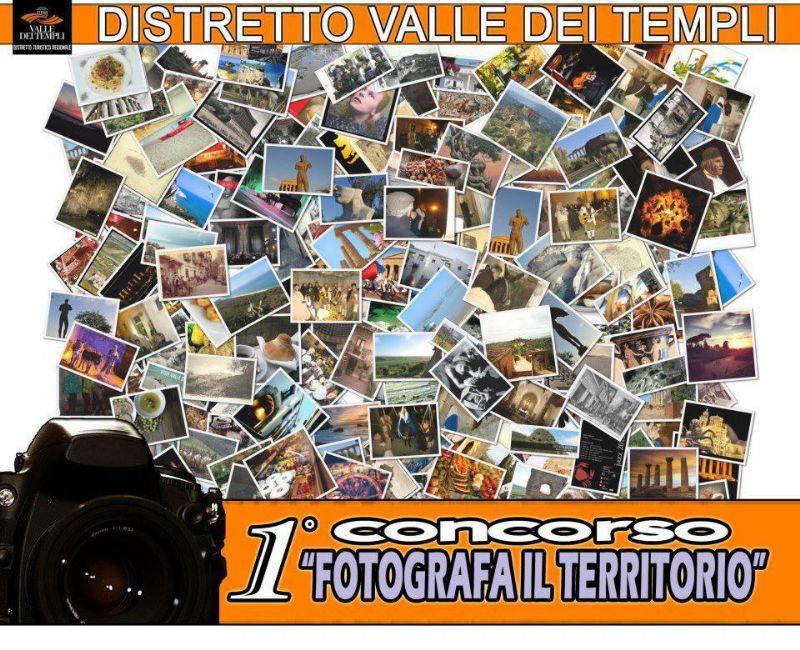 """AGRIGENTO: 1° CONCORSO FOTOGRAFICO """"FOTOGRAFA IL TERRITORIO"""""""