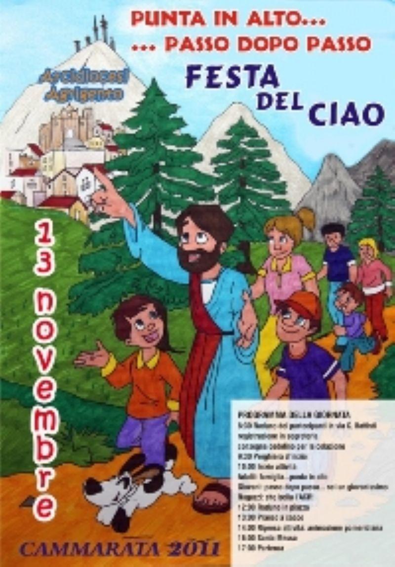 FESTA DIOCESANA DEI RAGAZZI DELL`AZIONE CATTOLICA A CAMMARATA