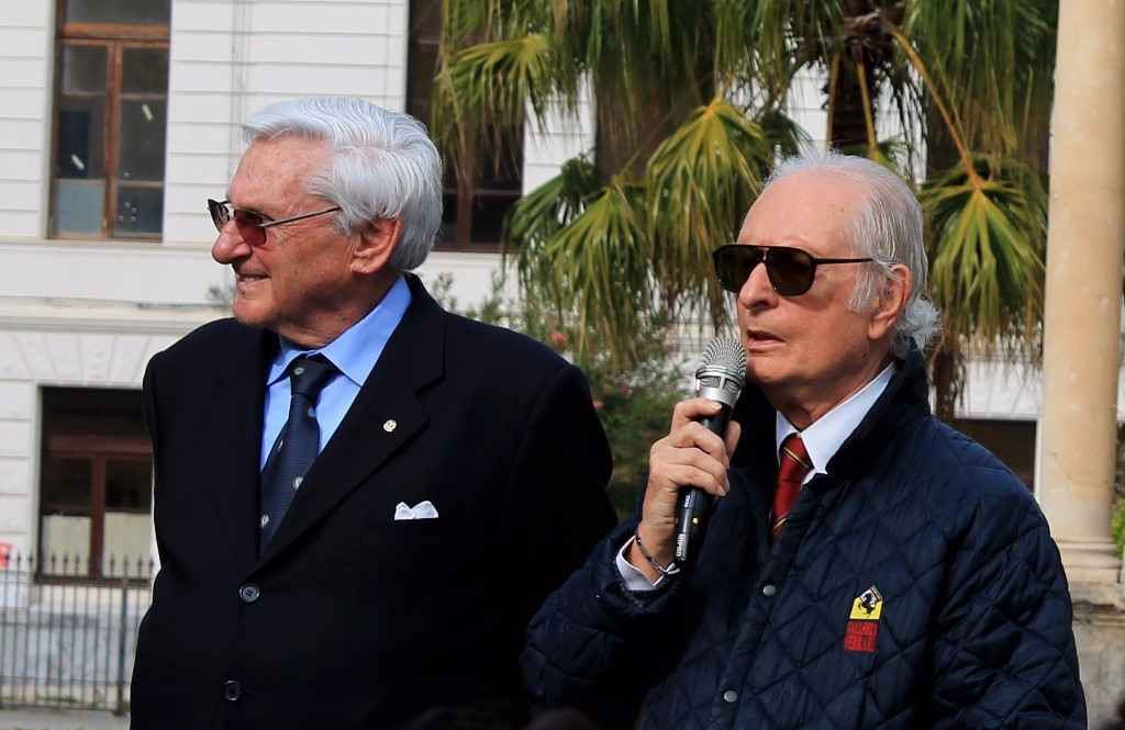 Palermo, Giubileo degli Sportivi. I ringraziamenti del Presidente del Panathlon International Palermo, Gabriele Guccione Alù a tutti gli intervenuti