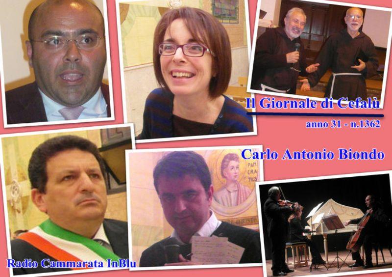 Opere pubbliche, Formazione professionale, Avvento, Amici della Musica e Serenata a Maria