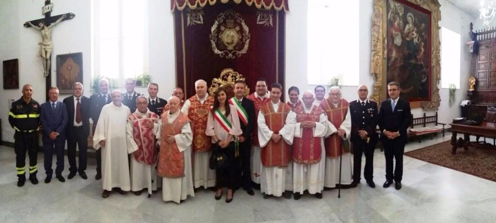 CHIUSI I FESTEGGIAMENTI DEGLI APOSTOLI PIETRO E PAOLO A PETRALIA SOPRANA