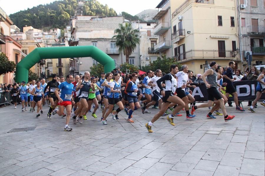 Podismo: Al  Memorial podistico F. Pipitone di Altofonte record di partecipanti.
