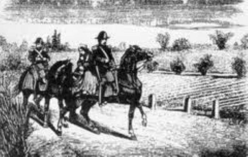 """PALERMO - 16/22 Settembre 1866 i Carabinieri durante la """"Rivoluzione del Sette e Mezzo"""""""