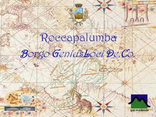 Roccapalumba,  tra i Borghi GeniusLoci De.Co