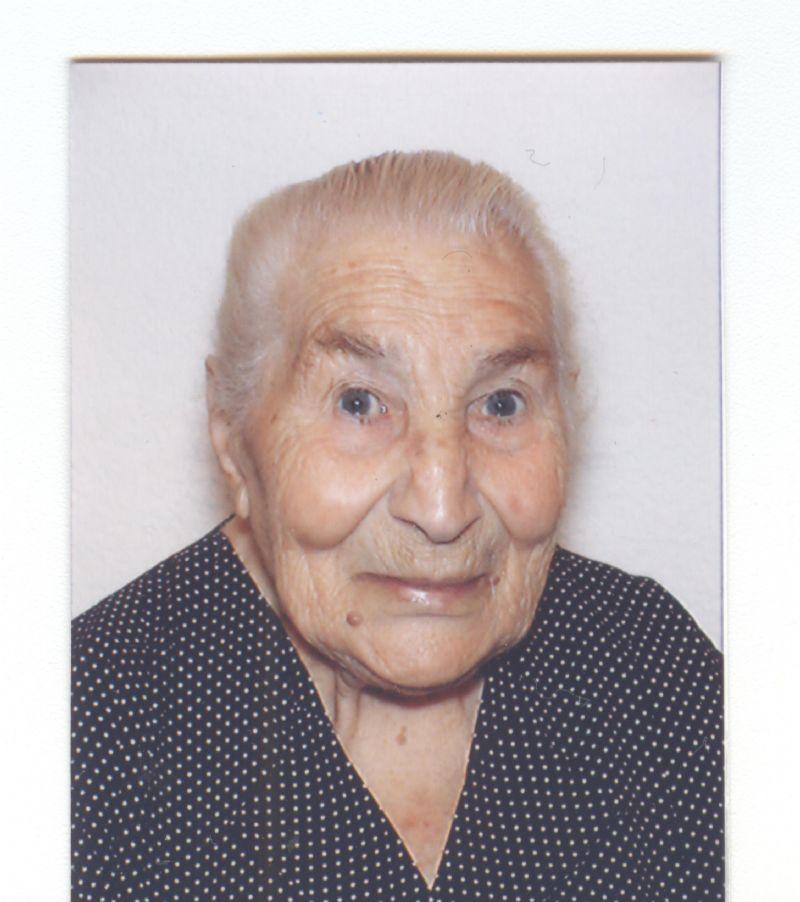 Alia : Morta all`età di 100 anni la nonnina aliese
