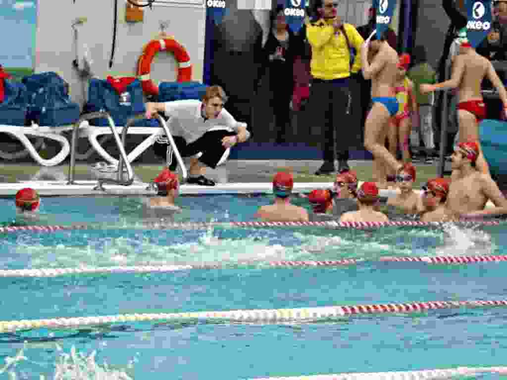 Alcamo (TP) - Quarta edizione del campionato regionale di nuoto MSP
