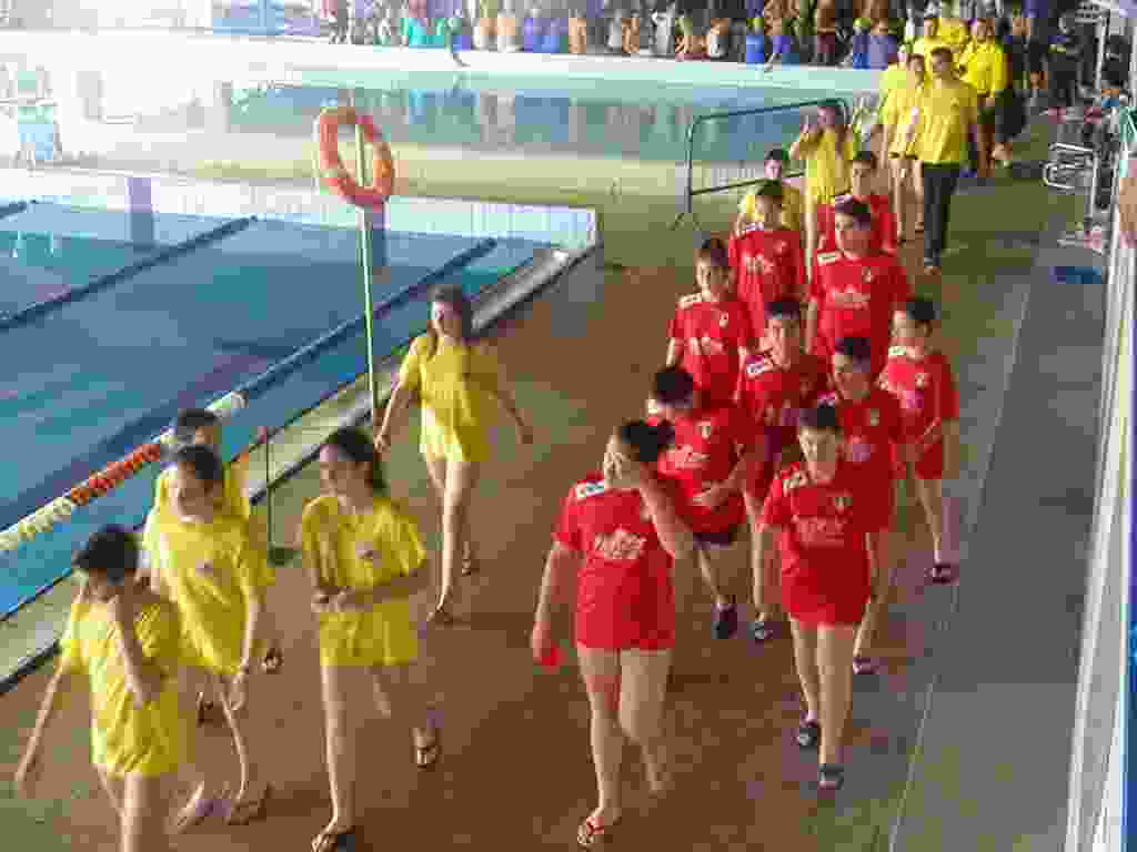 Campionato Regionale di Nuoto MSP