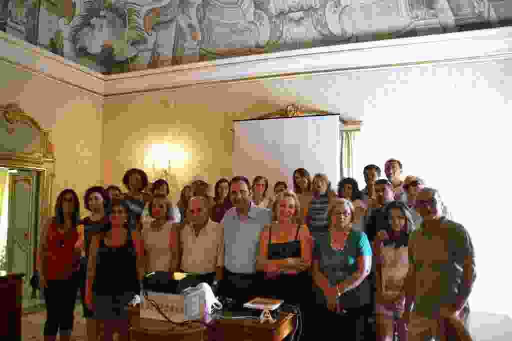 GANGI, GIANBECCHINA: CONCLUSA NONA EDIZIONE ESTEMPORANEA PITTURA