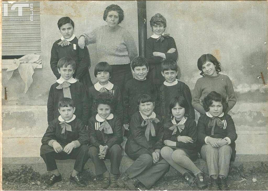 MALVAGNA - SCOLARESCA ANNI 70
