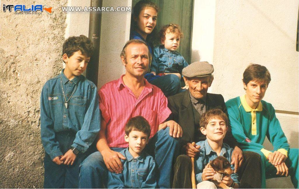 Panebianco Family