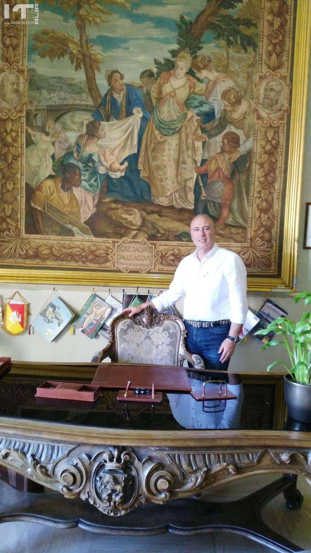 62  Archiphoto Francesco Teriaca - Nei luoghi fantastici di Montalbano - Questura di Montelusa