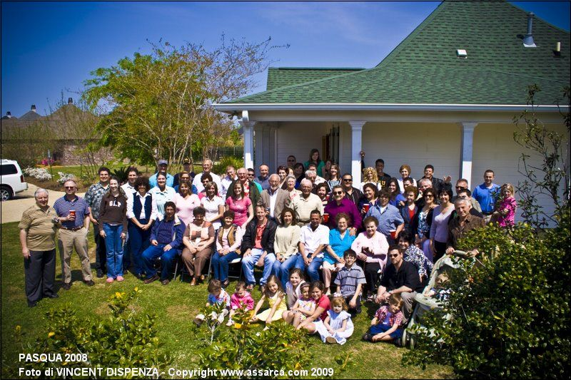 Pasqua 2008