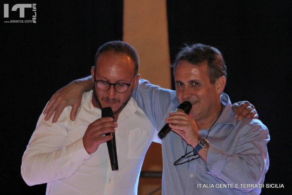 Orazio e Angelo. Alia Song 2018