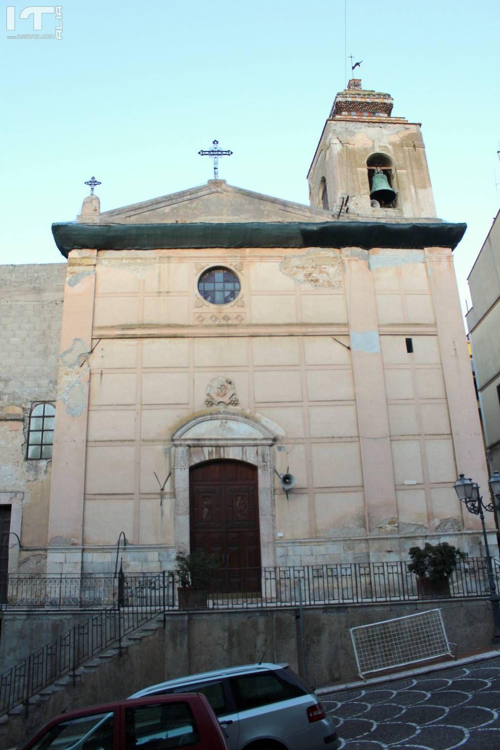 La chiesa di Sant`Anna