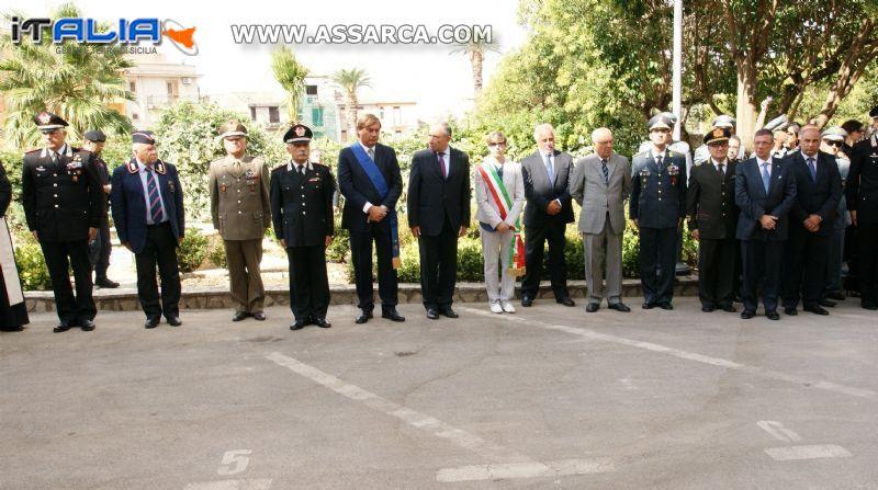 TRENTENNALE DELL�ECCIDIO DEL GENERALE CARLO ALBERTO DALLA CHIESA