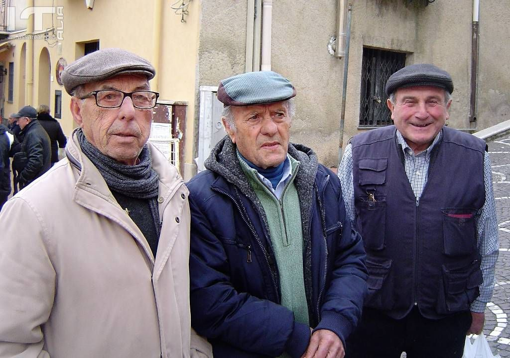 Incontro: Alia  -  Montemaggiore Belsito