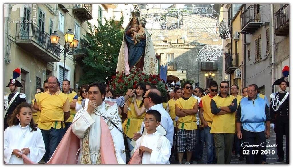 Processione Madonna Delle Grazie (Ricordi 2010)