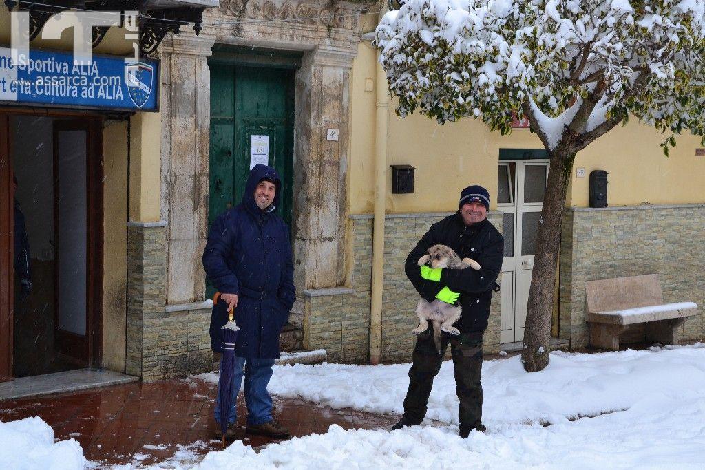 Calogero Di Piazza Antonino Di Bennardo e Trudy