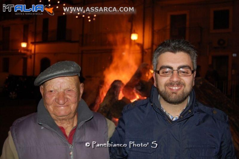 Turi Bonanno e Angello Tosto 31/12/2012