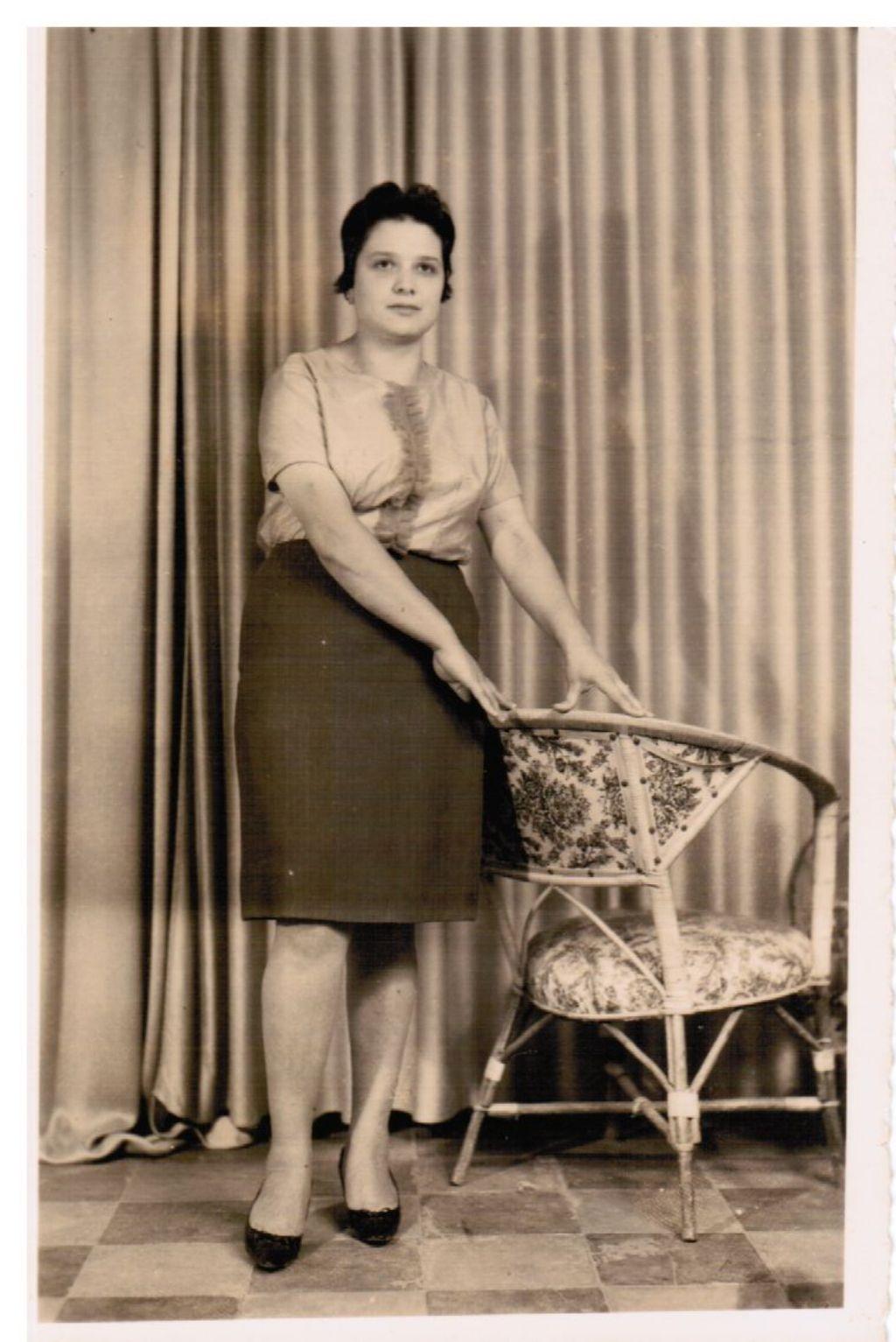 Rosa Todaro.