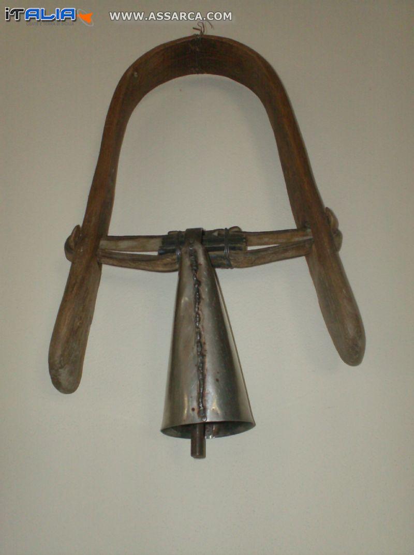 campana x mucche