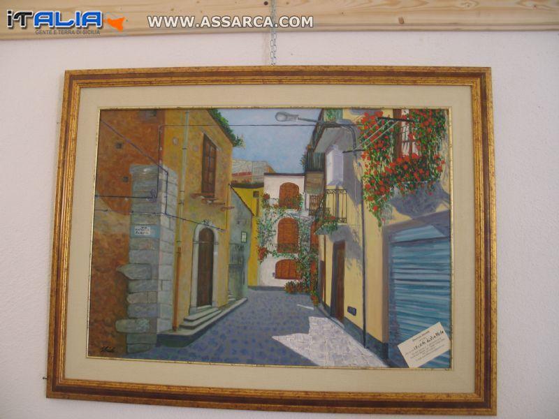Personale di pittura di Maurizio Martelli