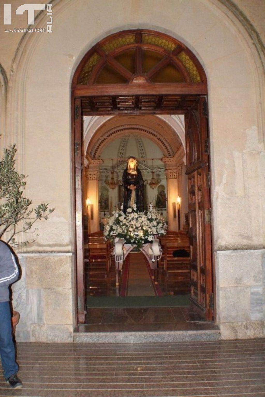 MARIA SS DEI SETTE DOLORI,PRESSO CHIESA DI SAN GIUSEPPE