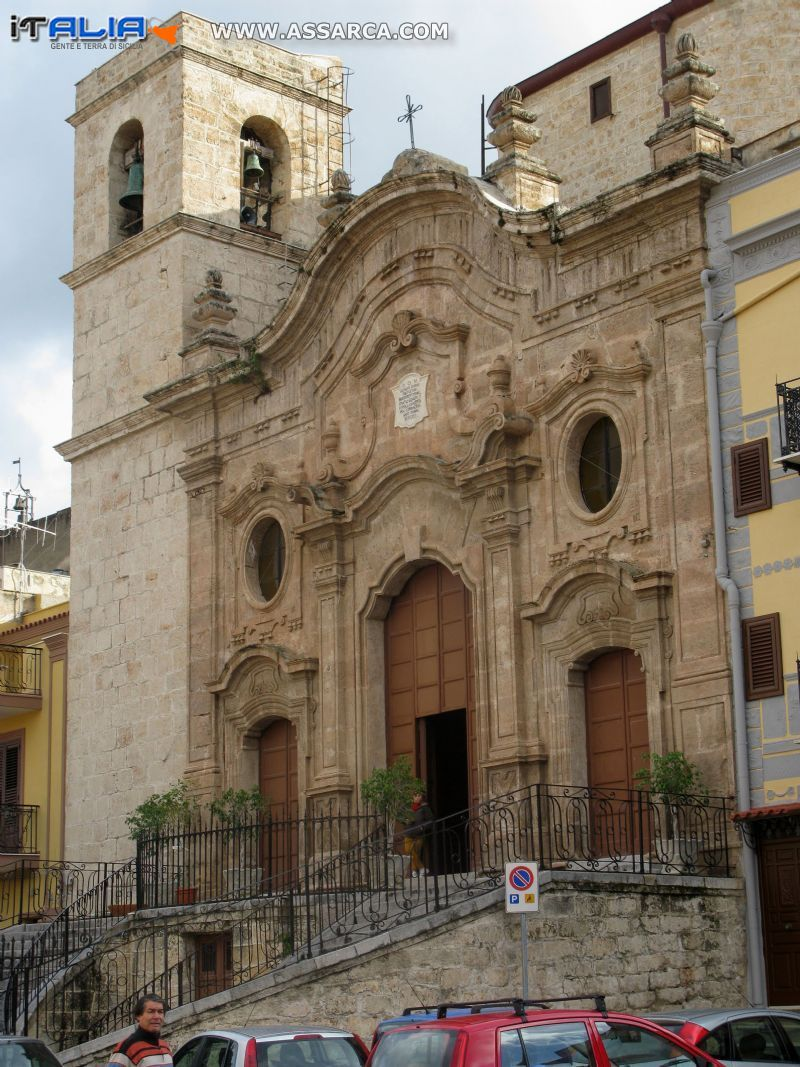 CHIESA DI S. ERASMO