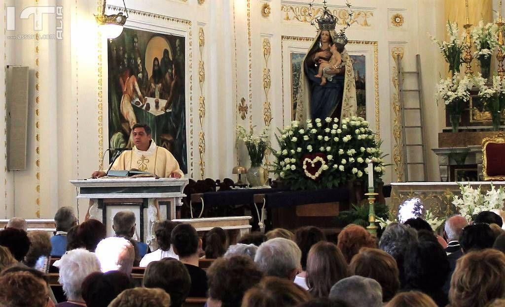 Padre Nino Vicari - Alia 2 Luglio 2017