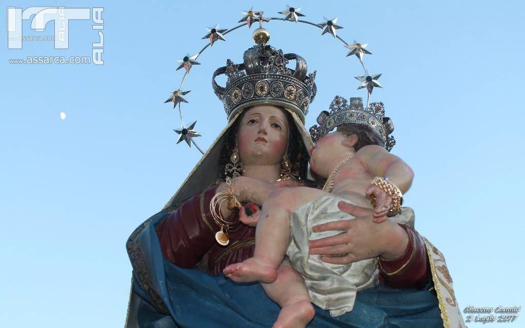 Maria Santissima Delle Grazie - Alia - Pa