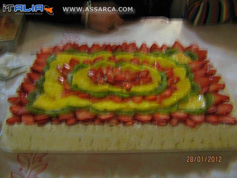 torta di mara