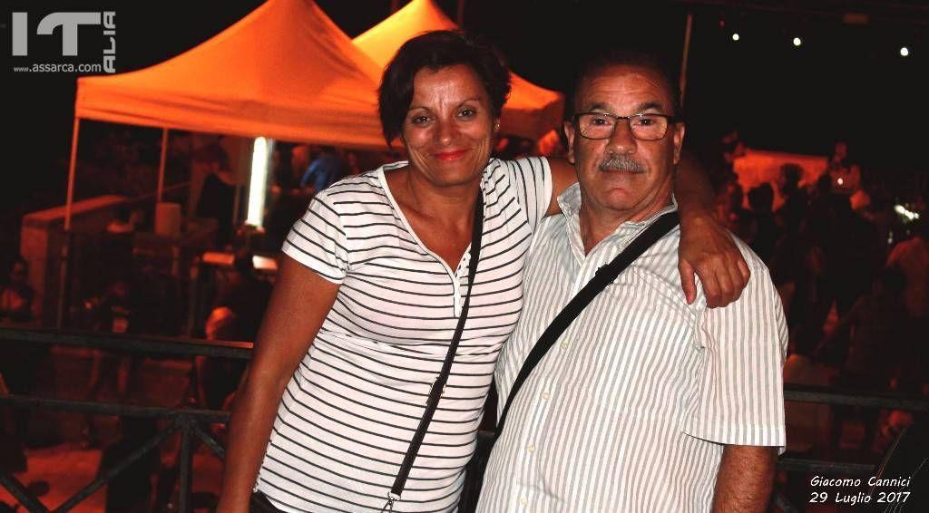 Antonella Pecoraro e Giovanni Lupo
