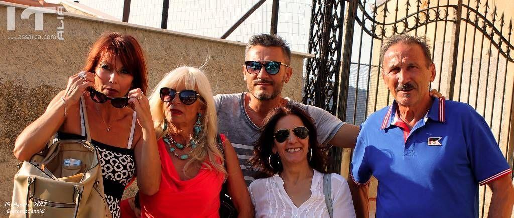 Barbara - Olivia - Enrico - Cetty - Roberto