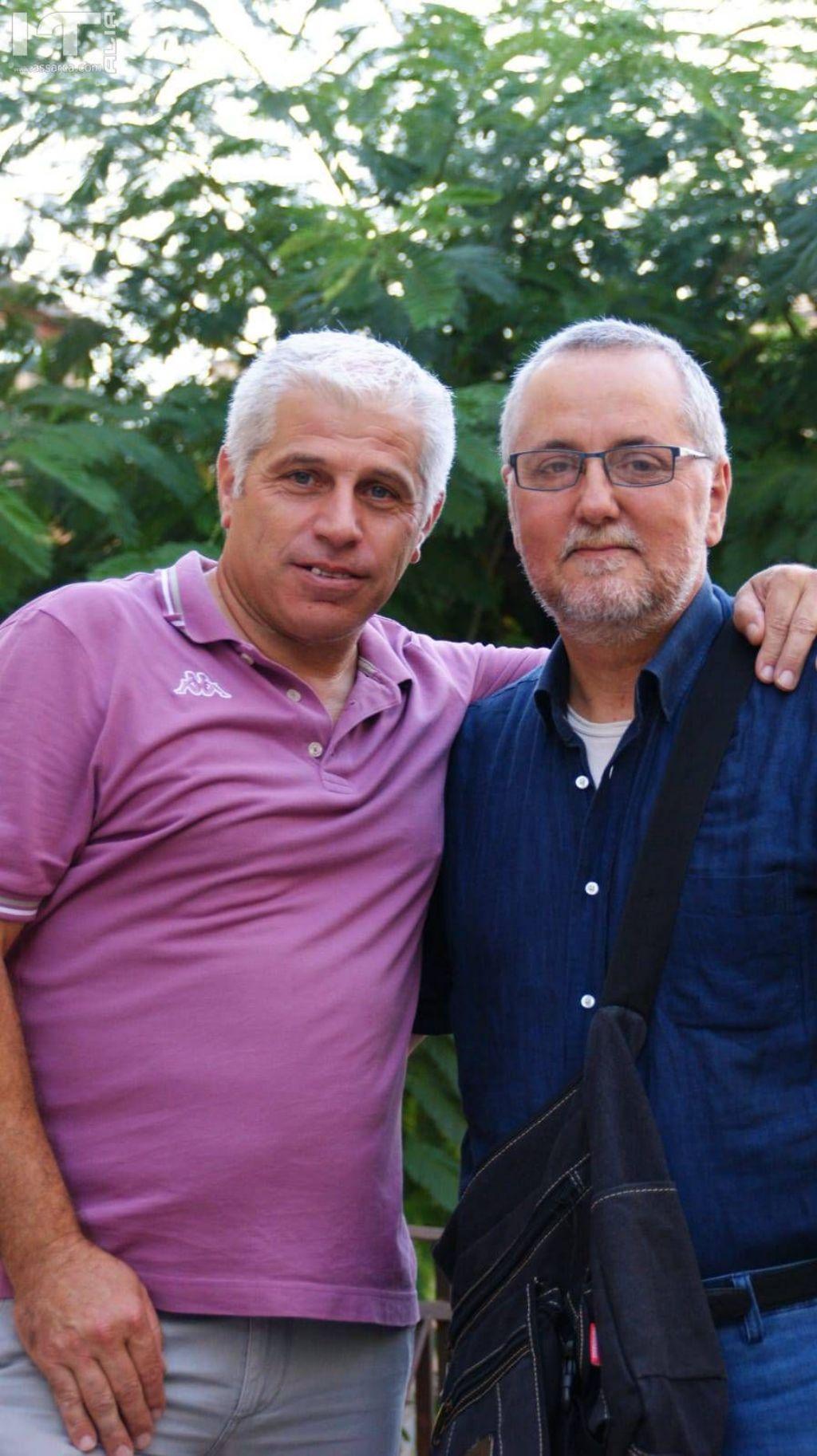 Giacomo e Giuseppe.