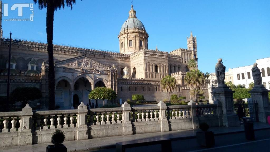 Palermo - Cattedrale