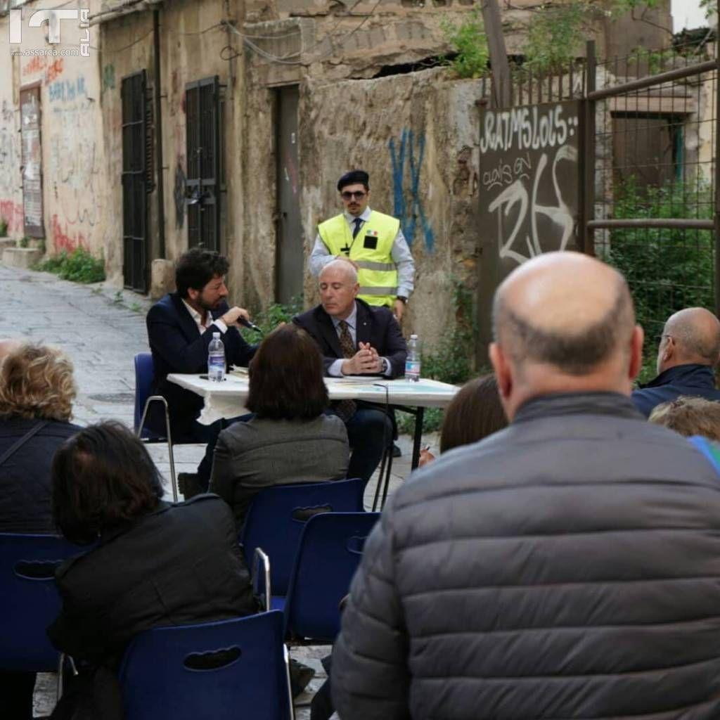 La via dei librai - Palermo 22 aprile 2018