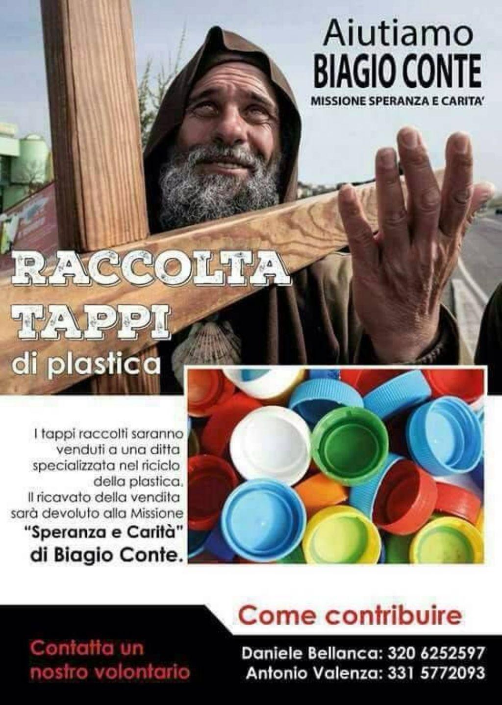 Aiutiamo Biagio Conte