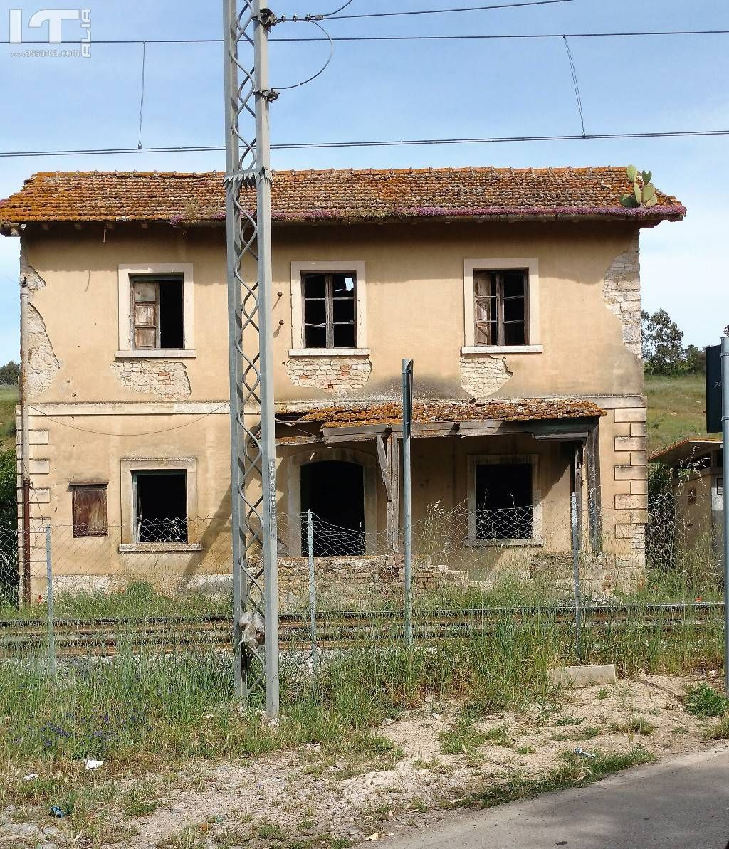 Un tempo abitazione del Guardiano  PL. Km 70