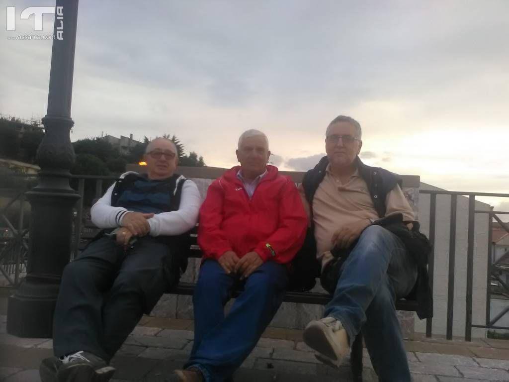 Tre amici al belvedere