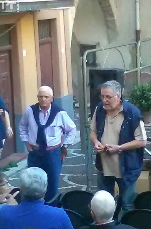 Rosario Fatta e Giacomo Cannici