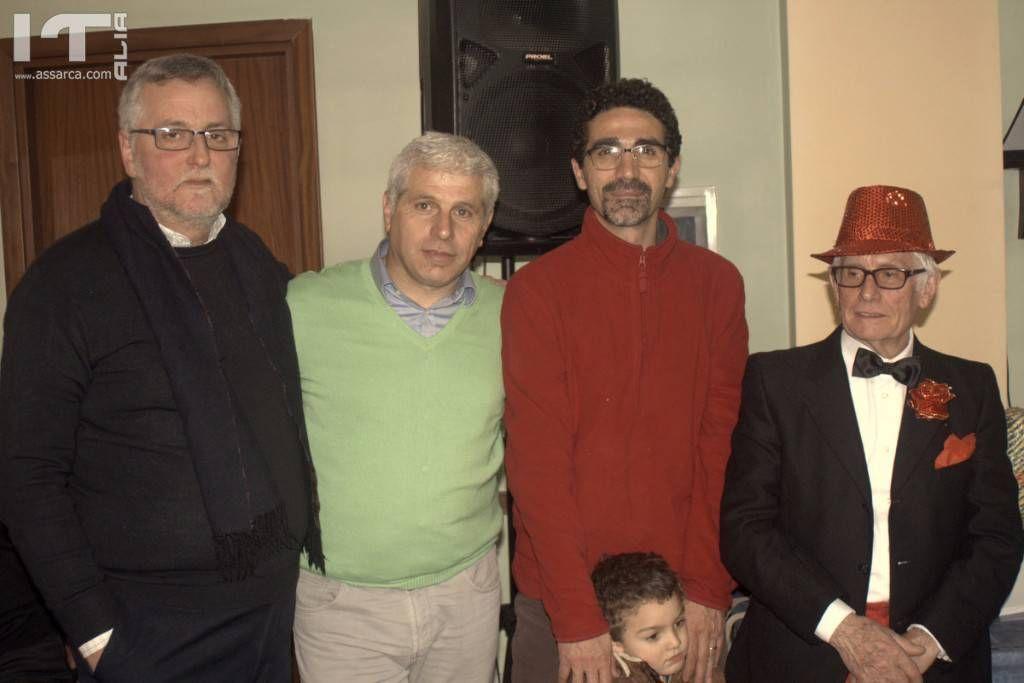 Questa è una foto unica come unici sono i miei amici