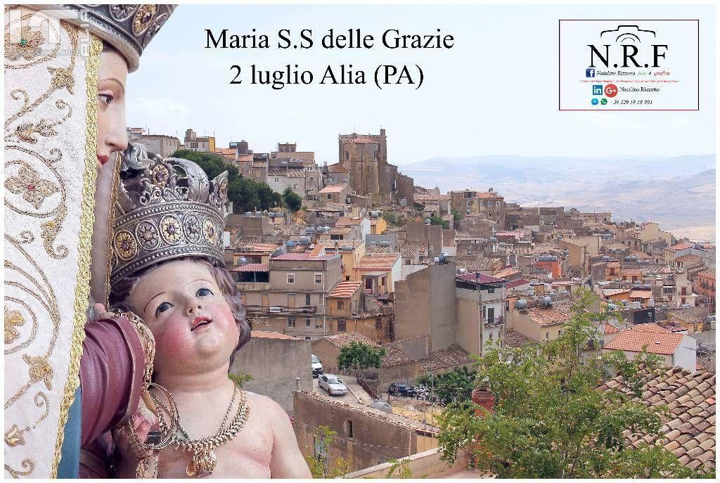 Santa Maria delle Grazie Protegge ALIA